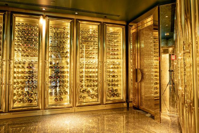 Nhà hàng trong khách sạn xa xỉ bậc nhất Dubai có gì đặc biệt? - Hình 5