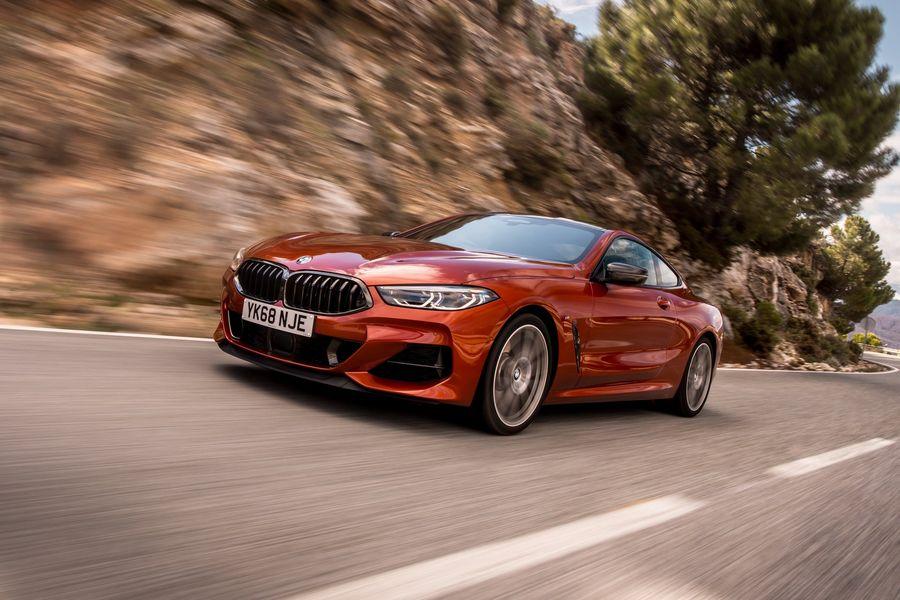 BMW 8-Series 2019 chính thức mở bán tại Anh, giá từ 2,26 tỷ VNĐ - Hình 2