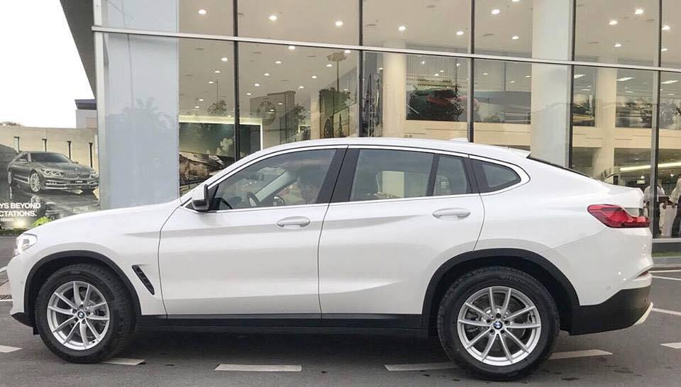 BMW X4 2019 bất ngờ có mặt tại đại lý, dự kiến ra mắt đầu năm sau tại Việt Nam - Hình 1