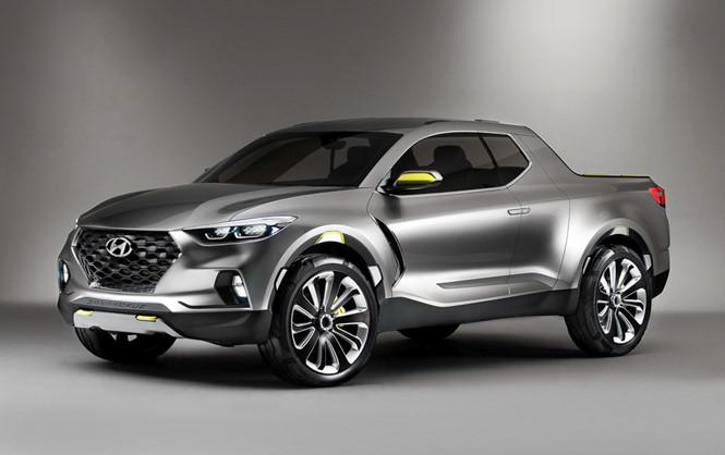 Hyundai đẩy nhanh dự án sản xuất xe bán tải, KIA sẵn sàng 'tham chiến' - Hình 1