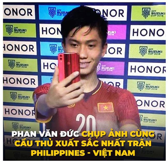 Song Đức sáng rực mạng xã hội sau trận Việt Nam thắng Philippines - Hình 8