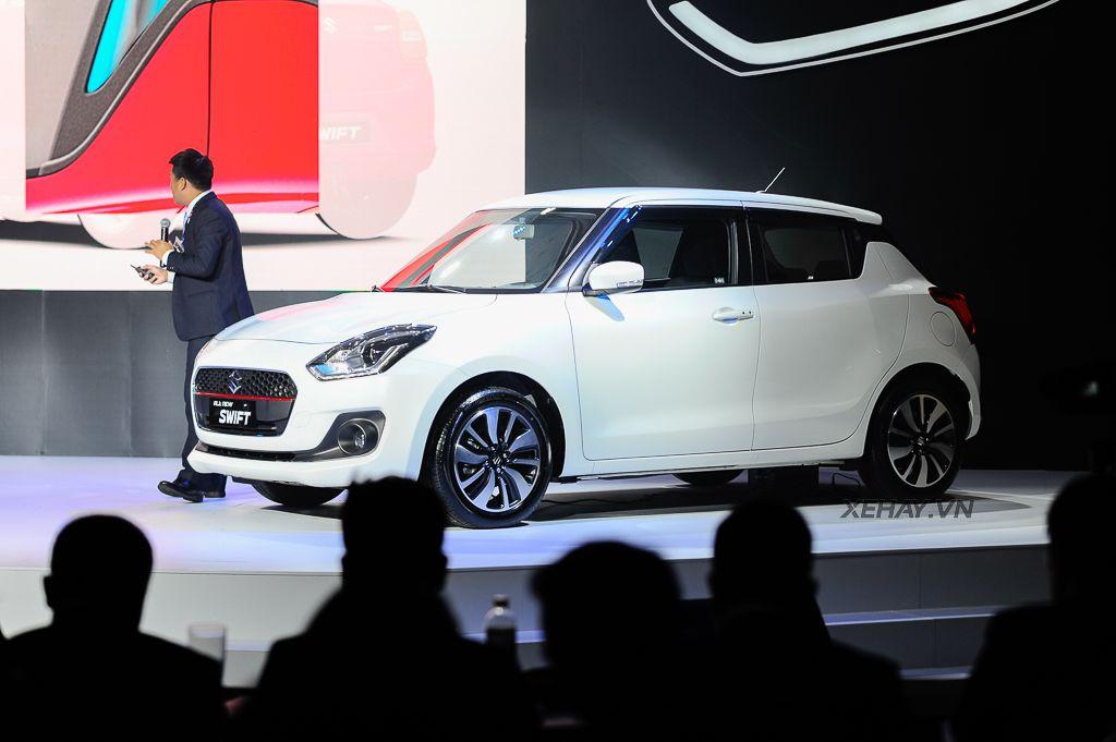 Suzuki Swift hoàn toàn mới chào Việt Nam, giá từ 499 triệu đồng - Hình 4
