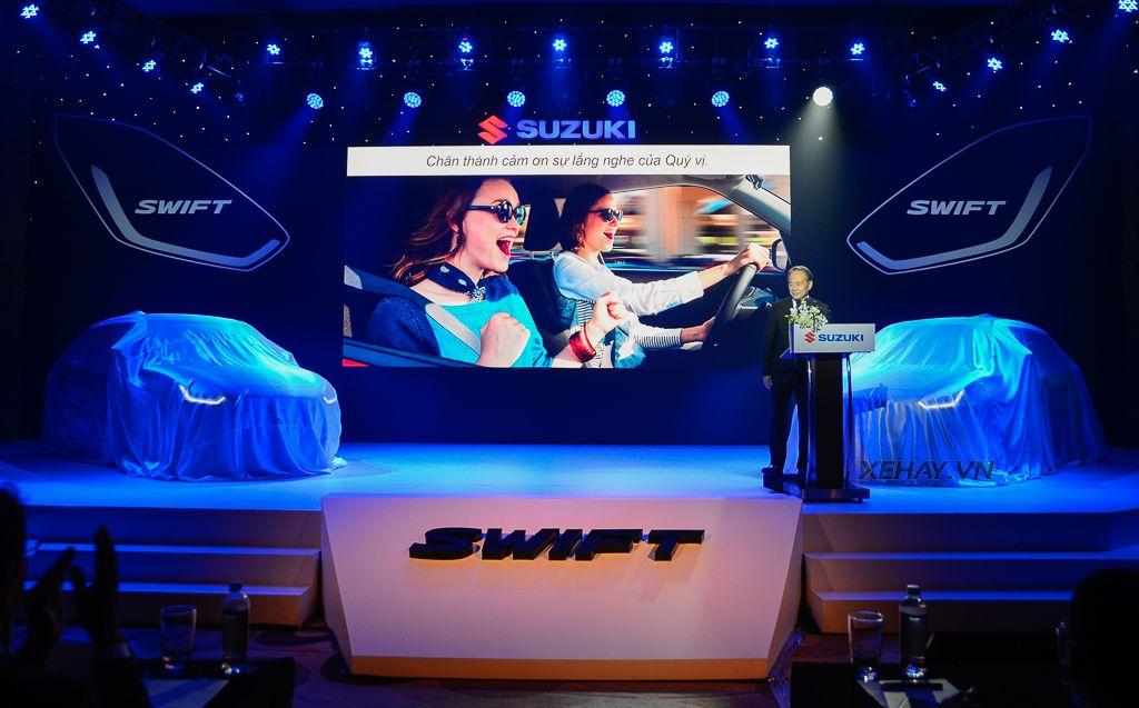 Suzuki Swift hoàn toàn mới chào Việt Nam, giá từ 499 triệu đồng - Hình 15