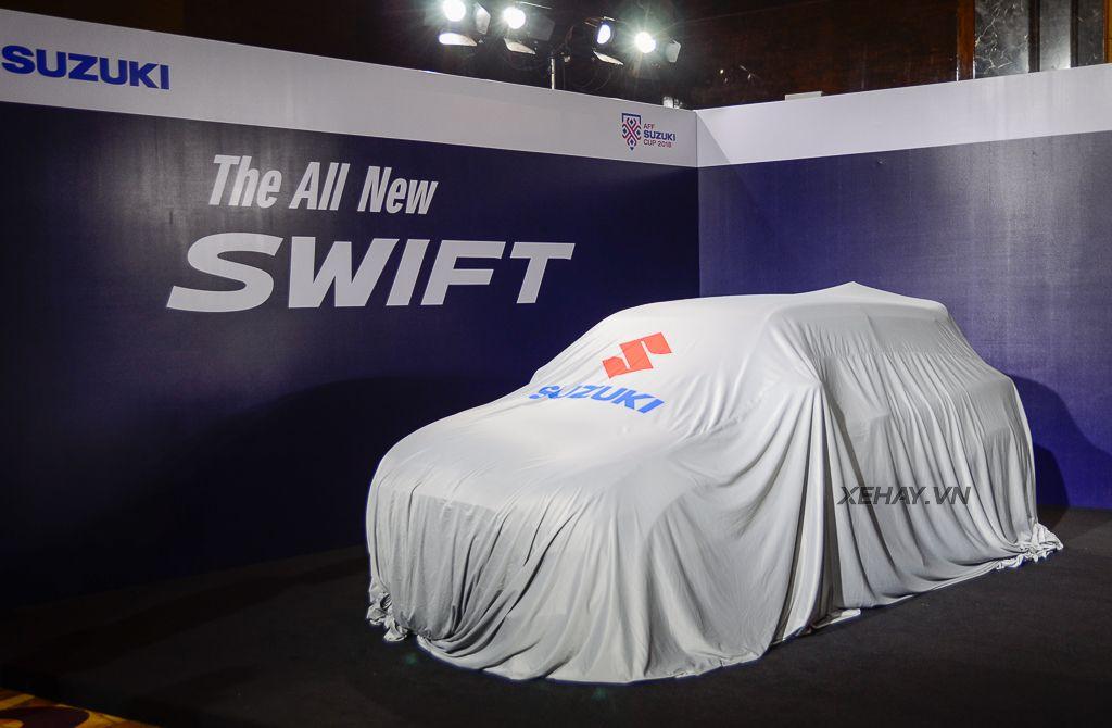 Suzuki Swift hoàn toàn mới chào Việt Nam, giá từ 499 triệu đồng - Hình 14