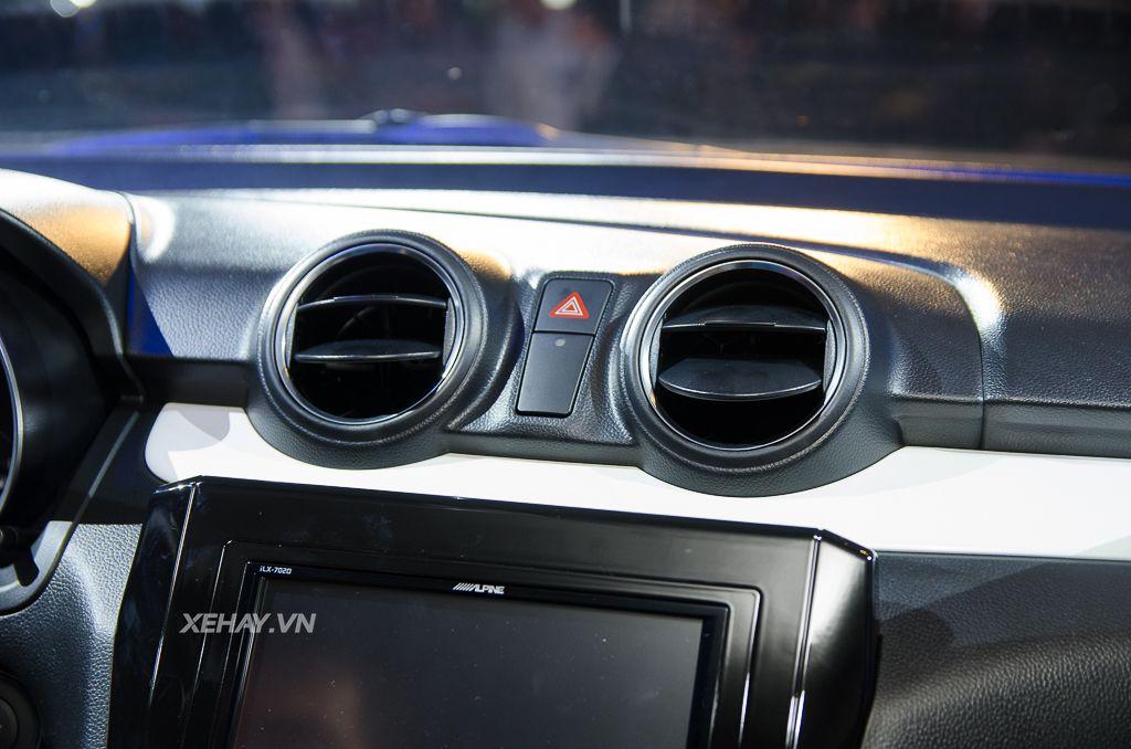 Suzuki Swift hoàn toàn mới chào Việt Nam, giá từ 499 triệu đồng - Hình 8