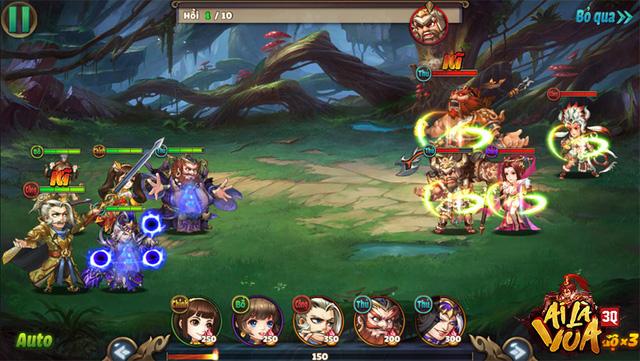 3Q Ai Là Vua - Game chiến thuật Tam Quốc hack não được yêu thích toàn châu Á chính thức về Việt Nam - Hình 3