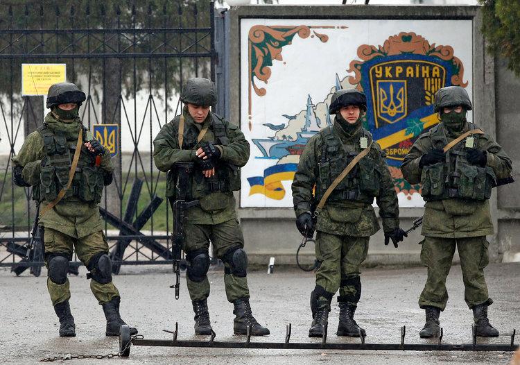 NATO tuyên bố tìm ra chiến thuật của quân đội Putin ở Crimea - Hình 1