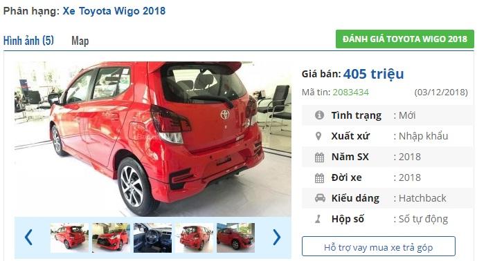 Ô tô mới tinh giá hơn 400 triệu: 3 chiếc 'hot' nhất cho người Việt mua chơi Tết - Hình 1