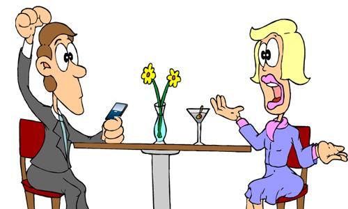 Trưa cười: Khổ vì bạn trai là người quá thực tế - Hình 1