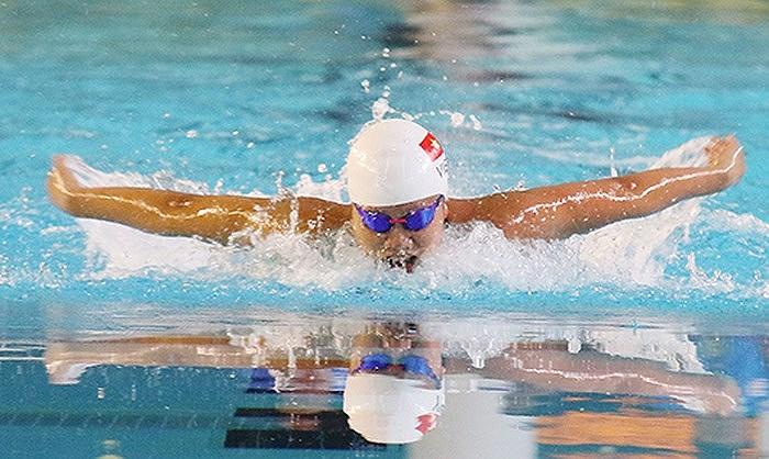 Ánh Viên đã có 10 HCV Đại hội thể thao toàn quốc 2018 - Hình 1