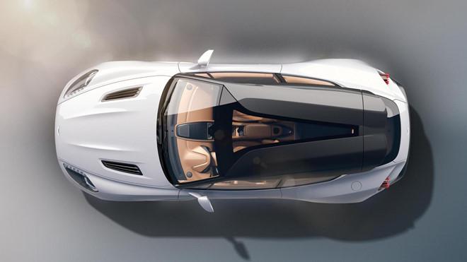 Aston Martin Vanquish Zagato đẹp xuất sắc trong thiết kế mới - Hình 1