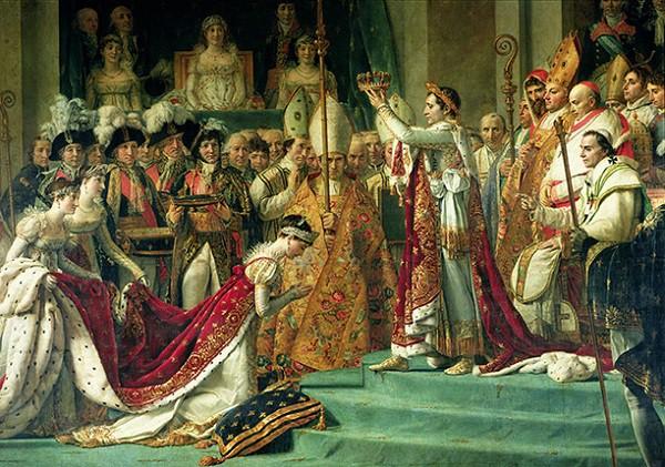 Bỏ hẹn ước rồi yêu và lấy người đàn bà góa, có con riêng, lại còn cắm sừng chồng mà Napoleon vẫn yêu thương, chịu nhục là vì... - Hình 1