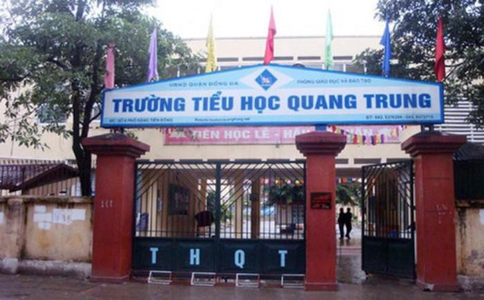 Cô giáo tường trình việc yêu cầu tát học sinh ở Hà Nội - Hình 1