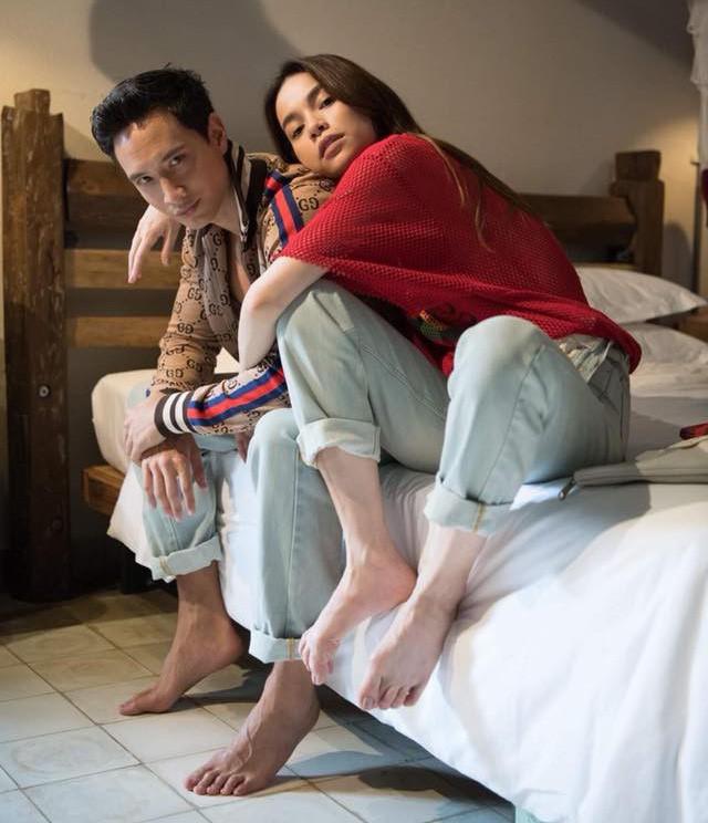 Kim Lý khoe nhẫn cưới, sắp lên xe hoa cùng Hồ Ngọc Hà? - Hình 2