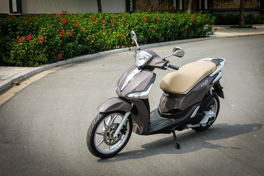 Những mẫu xe tay ga trang bị phanh ABS tại Việt Nam - Hình 2