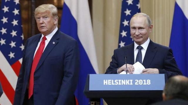 Ông Putin cảnh báo đáp trả thích đáng việc Mỹ rút khỏi hiệp ước hạt nhân - Hình 1