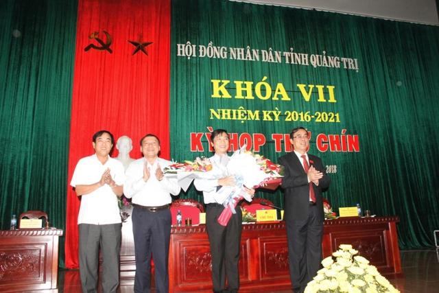 Quảng Trị: Giám đốc Sở Ngoại vụ làm Phó Chủ tịch tỉnh - Hình 1