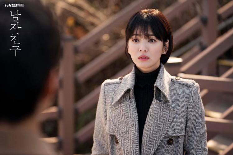 The Last Empress giữ vững phong độ, Encounter của Song Hye Kyo và Park Bo Gum bất ngờ giảm mạnh rating - Hình 2