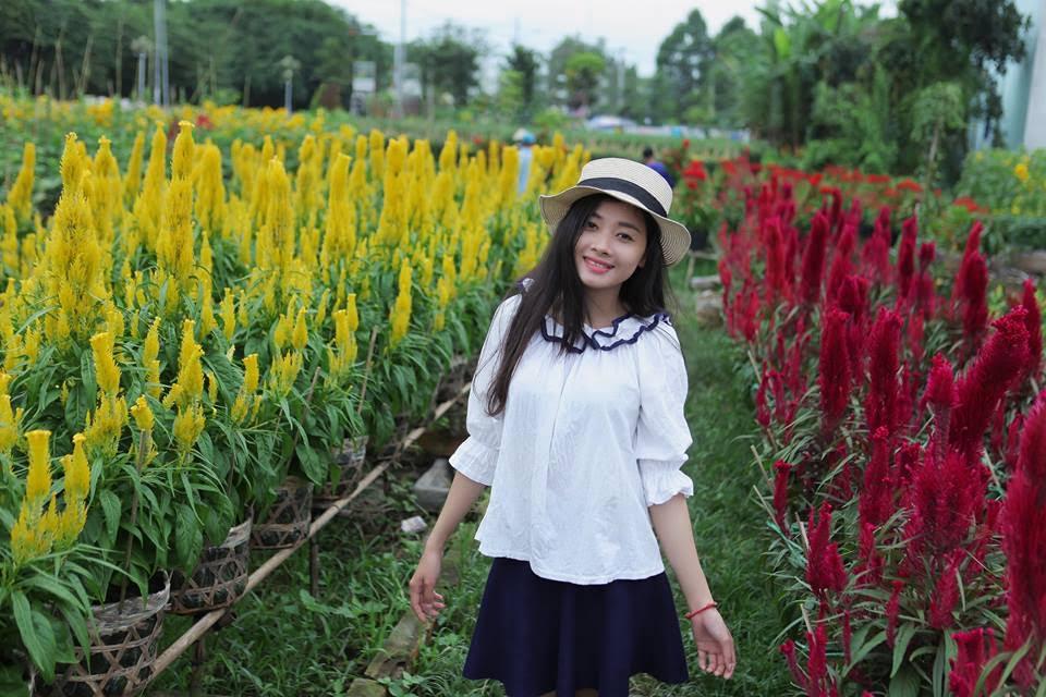Ghé miền Tây dịp giáp Tết check-in 5 làng hoa đẹp quên lối về
