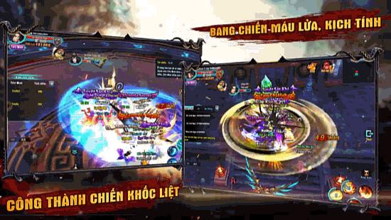 Tây Du Phong Thần Ký ra mắt landing, PK 24/7 và giao dịch trực tiếp đầu tiên 2018, Open Beta 01/03
