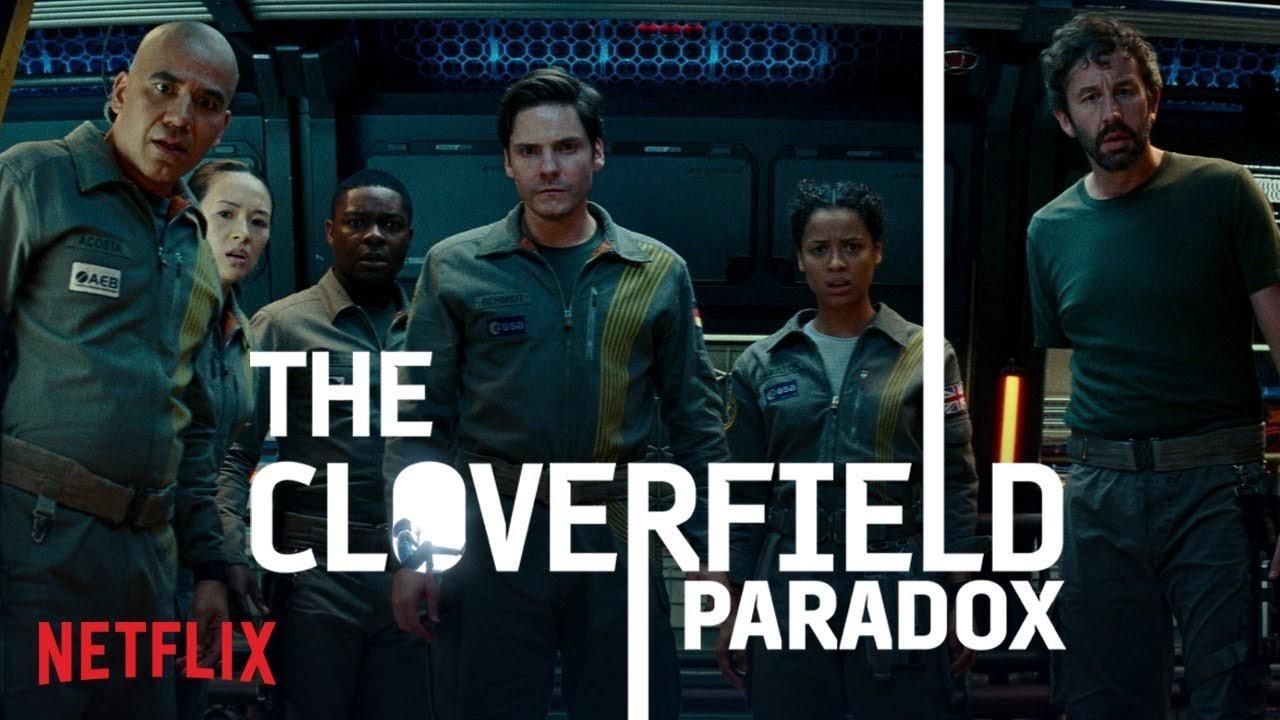 Kỳ vọng để rồi thất vọng với The Cloverfield Paradox