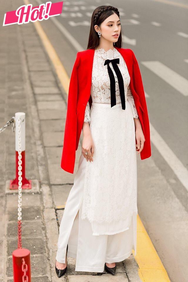 Một tháng làm Hoa hậu, HHen Niê hở bạo hơn, Phạm Hương khoe sắc đỏ ngày cận Tết!