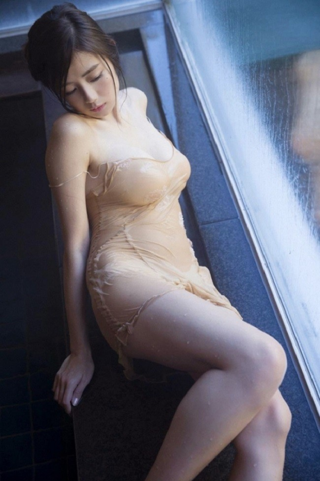 Nhan sắc những người mẫu mũm mĩm hấp dẫn nhất Nhật Bản