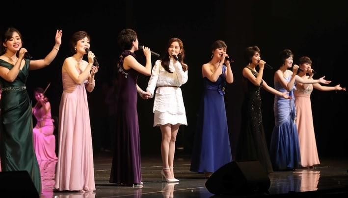 Seohyun được khen ngợi khi hòa giọng ngọt ngào với dàn đồng ca Triều Tiên