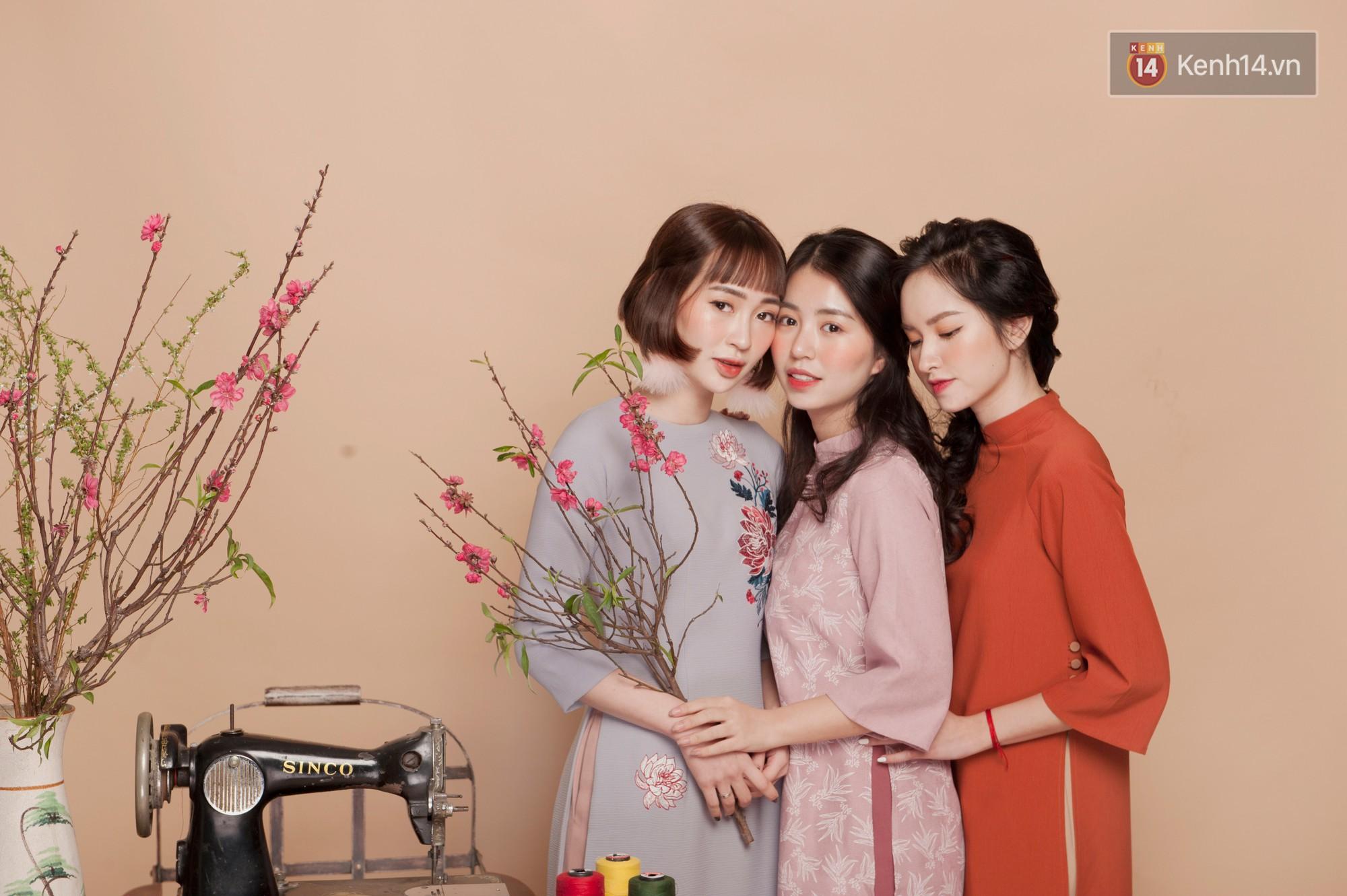 Tết này mặc áo dài: Sun HT, Mẫn Tiên, Lê Vi diện 15 mẫu áo dài cực xinh mà hẳn là bạn cũng đang cần tìm mua chúng