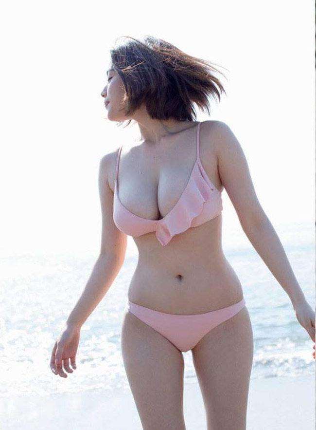 Đây là mỹ nhân tuổi Tuất sexy nhất Nhật Bản
