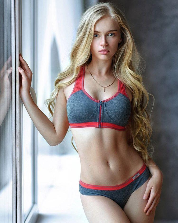 Yulia Vasilyeva - Nhiều trang mạng cho rằng cô nàng có khuôn mặt đẹp nhất thế giới