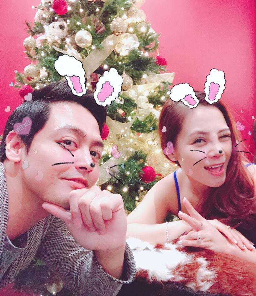 MC Phan Anh triết lý tình yêu, hạnh phúc bên vợ đẹp ngày Valentine
