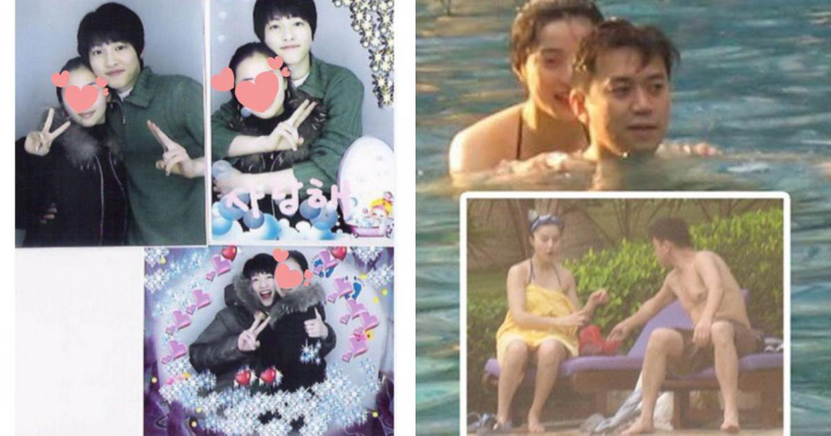 """Các sao châu Á đình đám hãy giấu đi những hình ảnh này nếu không muốn """"nửa kia"""" ghen tuông nổ mắt"""