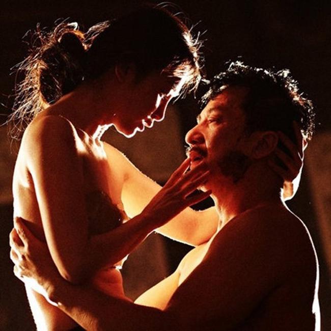 Khán giả bị lừa bởi những cảnh nóng quá ngọt trên màn ảnh