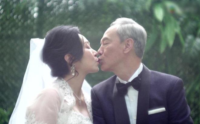 Tài tử Thiên Long Bát Bộ tái hôn ở tuổi 63 - Hình 1