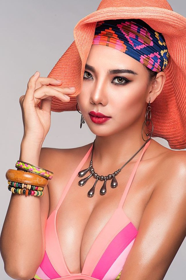 """dich thi day la 4 my nu viet phong khong hap dan nhat 2018 e388c6 Đích thị đây là 4 mỹ nữ Việt """"phòng không"""" hấp dẫn nhất 2018"""