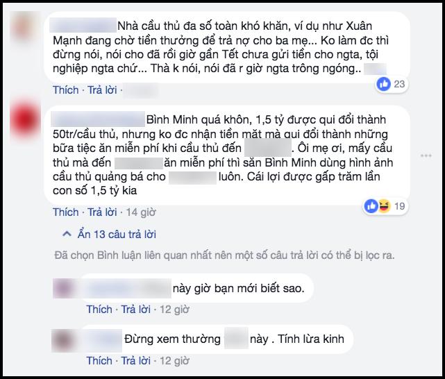 Bình Minh thưởng U23 Việt Nam 1,5 tỷ nhưng không phải tiền mặt, lại có thể thu lợi gấp nghìn lần?