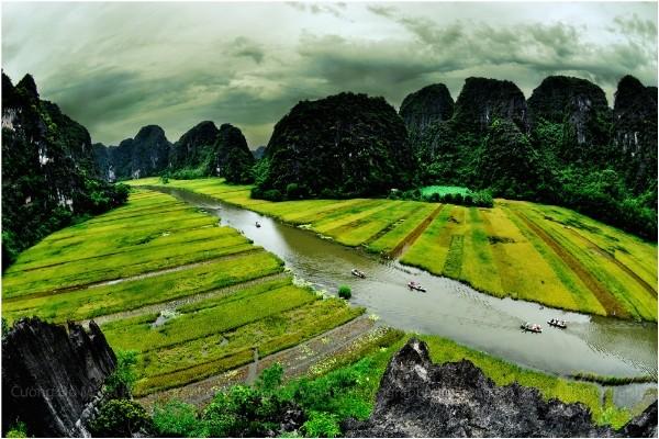 Ninh Bình - địa danh lý tưởng trong top 50 điểm nên đến năm 2018