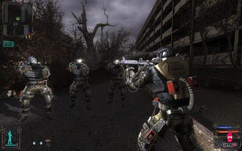 Nhà sản xuất STALKER trở lại với tựa game Battle Royale hậu tận thế Fear of the Wolves