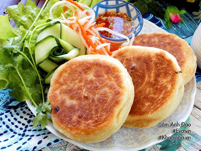 [Chế biến] - Bánh rán mặn kiểu mới, vỏ như bánh mì, nhân giống bánh bao tuyệt ngon vào bữa sáng - Hình 15
