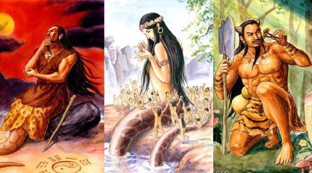 3 vị thần nổi tiếng trong lịch sử Trung Hoa cổ đại góp mặt trong Siêu Thần Chiến Tướng - Hình 4