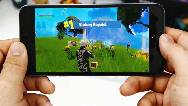 Download Fortnite for IOS (Iphone, Ipad and IPod) Link