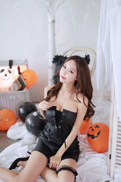 Yoon Ae Ji - đâu cần phải mặc hở mới là sexy - Hình 14