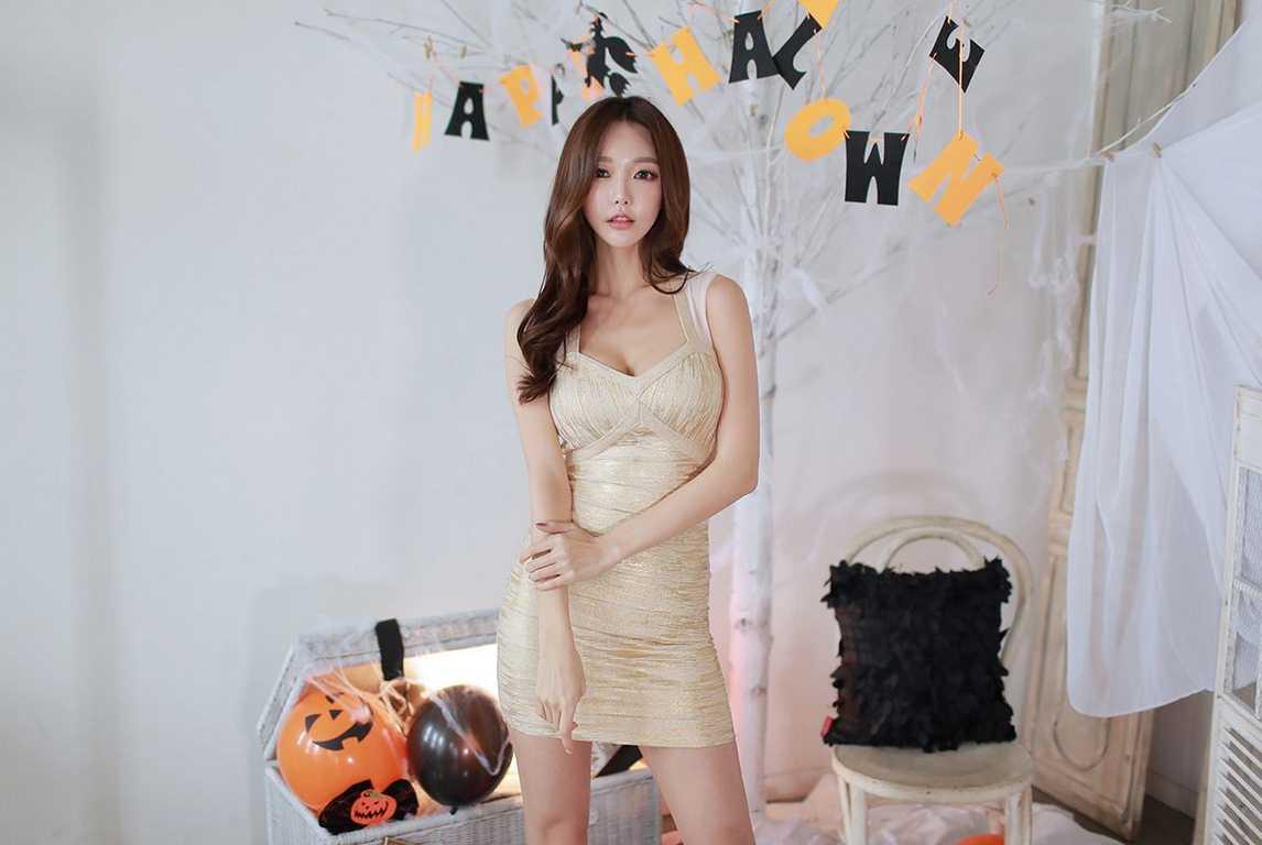 Yoon Ae Ji - đâu cần phải mặc hở mới là sexy - Hình 1