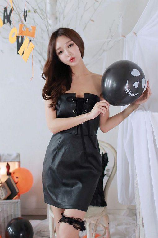 Yoon Ae Ji - đâu cần phải mặc hở mới là sexy - Hình 9