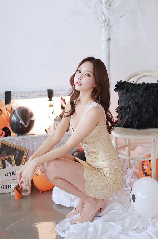 Yoon Ae Ji - đâu cần phải mặc hở mới là sexy - Hình 3