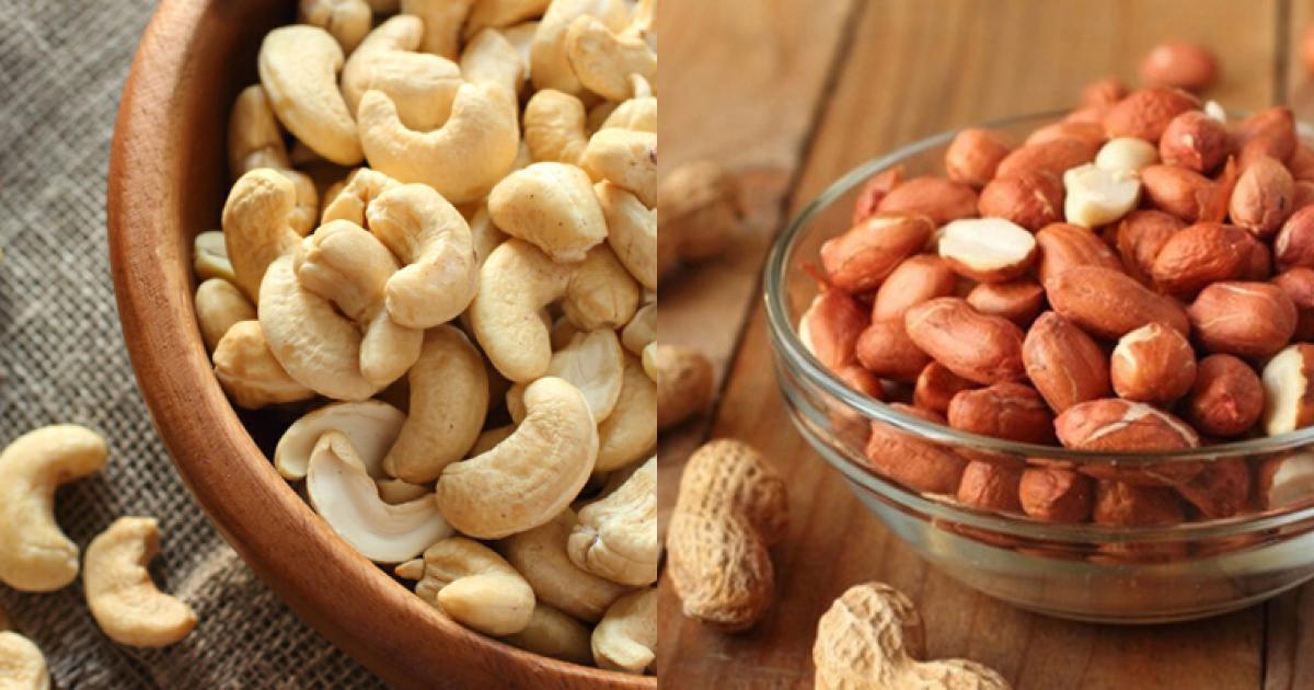 8 loại hạt vừa ăn vặt vui miệng vừa hỗ trợ giảm cân