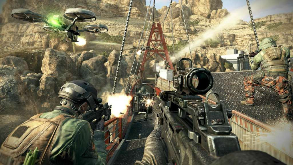 Black Ops 4 sắp ra mắt, fan cuồng Call of Duty đòi hỏi những điều gì? - Hình 1