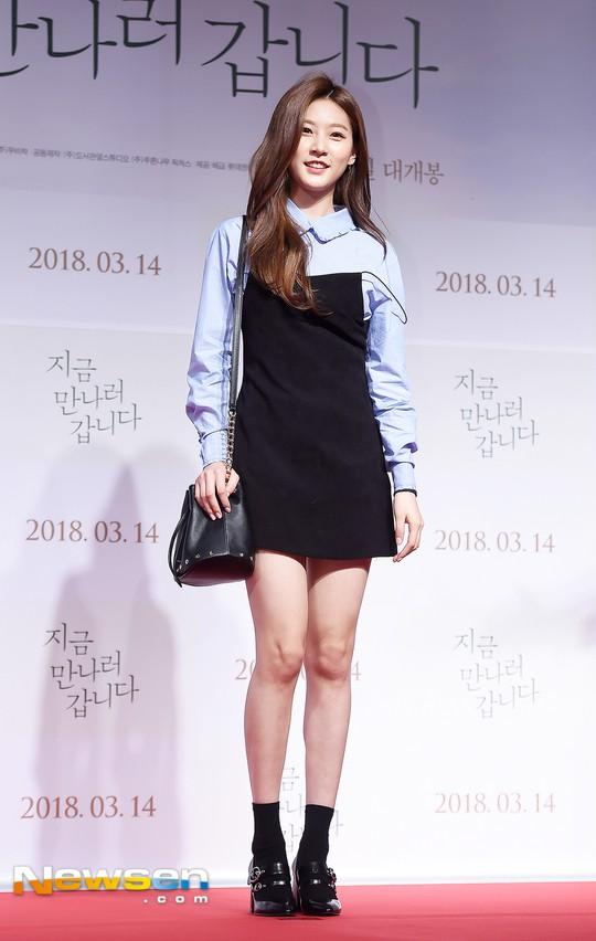 Sự kiện khủng toàn sao hạng A siêu hot: Yoona bị nữ thần và sao nhí vượt mặt, Song Joong Ki âm thầm đến cùng Park Bo Gum - Hình 11