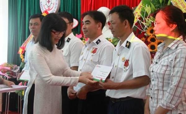 Trường Đại học tri ân những liệt sĩ hy sinh trên đảo Gạc Ma - Hình 1